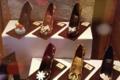 Pâtissier Chocolatier Fontaine, chaussures en chocolat