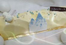 Pâtissier Chocolatier Fontaine, bûche Avalanche