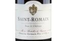 """Domaine Germain Père et Fils, Saint-Romain rouge """"Sous le Château"""""""