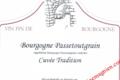 Domaine Magnien, Bourgogne passetoutgrain