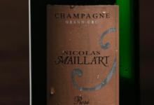 Champagne Nicolas Maillart, Brut Rosé Grand Cru