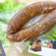 Le Tuyé du Papy Gaby, saucisse de Montbéliard