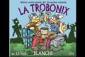 Brasserie Terra Comtix, la Trobonix blanche