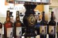 Brasserie des Fontaines de Jouvence, bière brune fumée