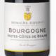 Maison Doudet Gaudin, Bourgogne Hautes Côtes de Beaune, domaine Doudet