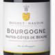 Maison Doudet Gaudin, Bourgogne Hautes Côtes de Beaune