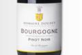 Maison Doudet Gaudin, Bourgogne Pinot noir, domaine Doudet