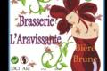 Brasserie l'Aravissante, bière brune