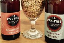 Brasserie La Rustine, astique-rivets