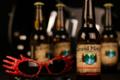 Bières artisanales bio Grand Morin, bière ambrée