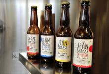 Brasserie Jean Brasse, la blanche du Gers