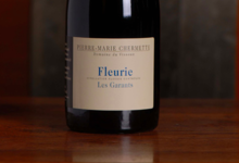 Pierre-Marie Chermette, Fleurie Les Garants