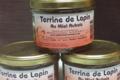 Maison Guillemot, Terrine de Lapin au miel