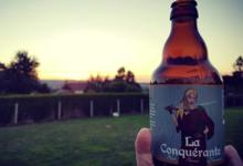 La Brasserie du Bocage, bière blonde La conquérante