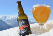 Brasserie alpine, La Bière des 3 Vallées : B3V