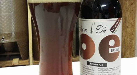 Brasserie Artisanale d'Oé, bière brune
