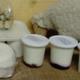 La ferme des Petites Reines, yaourt de brebis