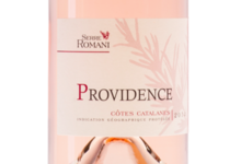 Serre Romani, Providence rosé, IGP côtes Catalanes