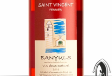 Le Cellier Dominicain, Banyuls doré cuvée Saint Vincent Ferrier