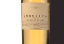 Cave de l'Abbé Rous, Banyuls Blanc Cornet & Cie