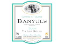 Domaine du Traginer, Banyuls blanc