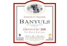 Domaine du Traginer, Banyuls grand cru 2008