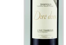 Domaine Tambour, Banyuls doré doux