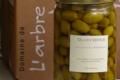 Domaine de l'arbre blanc, olives Lucques