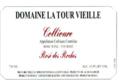Domaine la Tour Vieille, Collure rosé des roches