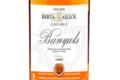 Domaine Berta Maillol, Banyuls doré vieux