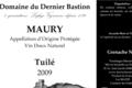 Domaine Du Dernier Bastion, VDN AOP Maury Tuilé