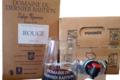 Domaine Du Dernier Bastion, Fontaine à vin rouge