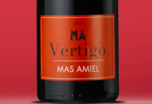 Domaine Mas Amiel, vertigo rouge