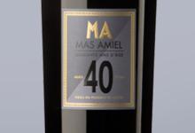 Domaine Mas Amiel, 40 ans d'âge