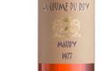 Domaine De La Coume Du Roy, Maury 1977