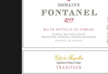 Domaine Fontanelle, Le Côtes du Roussillon Villages Tradition