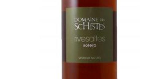 Domaine Des Schistes, Solera