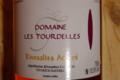 Domaine Les Tourdelles, muscat de Noêl ambré