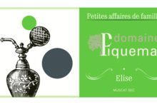 Domaine Piquemal, Elise muscat sec