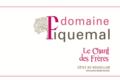 Domaine Piquemal, Côtes du Roussillon  Le Chant des Frères