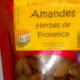 l'amandon du soleil, Amandes aux herbes de Provence
