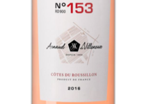 Arnaud de Villeneuve, N°153 RD 900 rosé