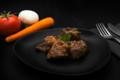 POLMARD, eleveur boucher, Boeuf Bourguignon cuisiné