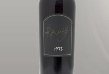Domaine de Rancy, Rivesaltes Rancy 1965 et 1973