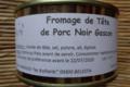 Ferme des Baillards, fromage de tête de porc noir gascon