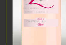 Le Château Lauriga rosé