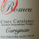 Mas Parayre, Olivier Romeu, Côtes Catalanes, carignan
