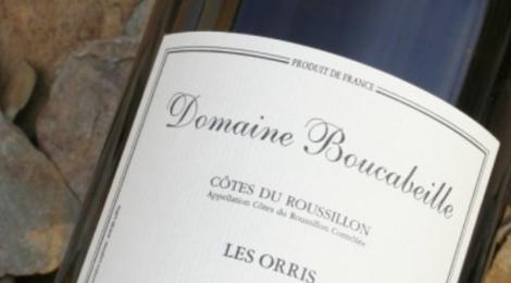Domaine Boucabeille, Les Orris Blanc