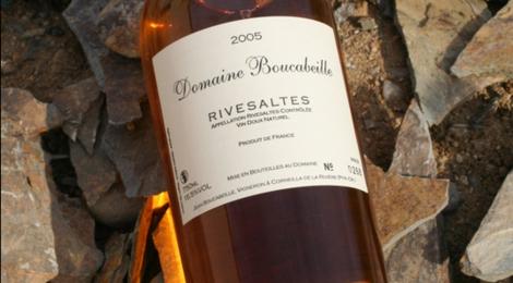 Domaine Boucabeille, Rivesaltes Ambré