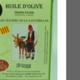 Les Oliviers de la Canterrane, Huile d'olive cru Olivière en 1 litre